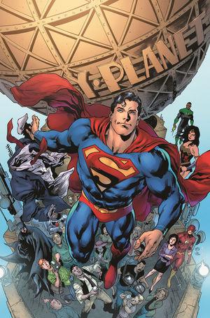 SUPERMAN (2018) #19