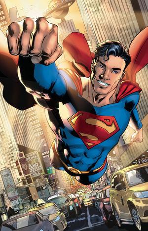 SUPERMAN (2018) #19B