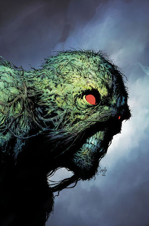 SWAMP THING TALES FROM THE BAYOU TP (2020) #1