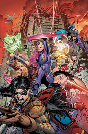 YOUNG JUSTICE (2019) #12
