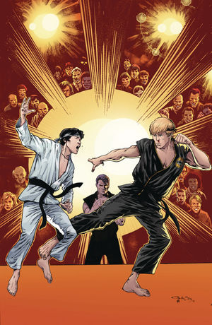 COBRA KAI KARATE KID SAGA CONTINUES (2019) #4