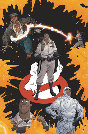 GHOSTBUSTERS YEAR ONE (2020) #1