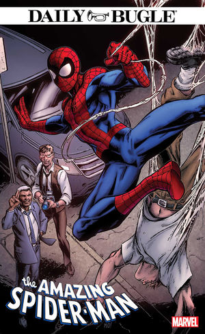 AMAZING SPIDER-MAN DAILY BUGLE (2020) #1