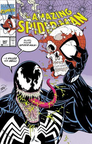 AMAZING SPIDER-MAN FACSIMILE EDITION 347 #1