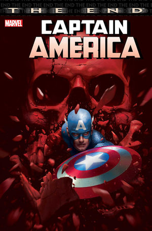 CAPTAIN AMERICA THE END (2020) #1