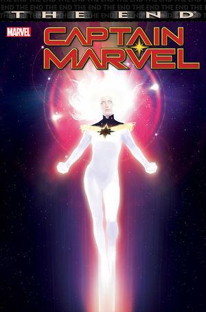 CAPTAIN MARVEL THE END (2020) #1