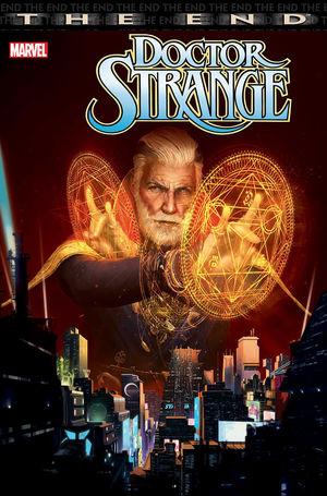 DOCTOR STRANGE THE END (2020) #1