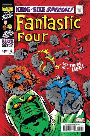 FANTASTIC FOUR ANNUAL 6 FACSIMILE EDITION (2020) #1