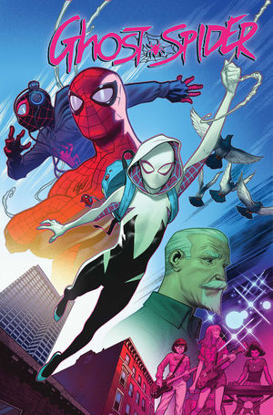 GHOST-SPIDER TP (2020) #1