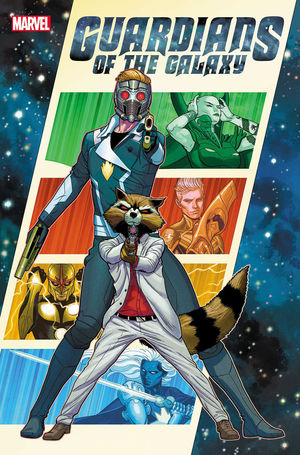 GUARDIANS OF THE GALAXY (2020) #1