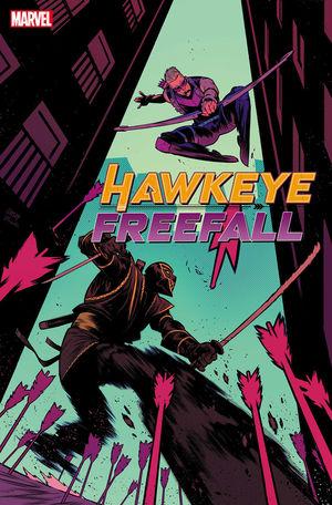 HAWKEYE FREE FALL (2019) #2