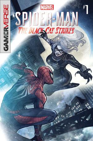 MARVELS SPIDER-MAN BLACK CAT STRIKES (2020) #1