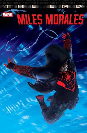 MILES MORALES THE END (2020) #1