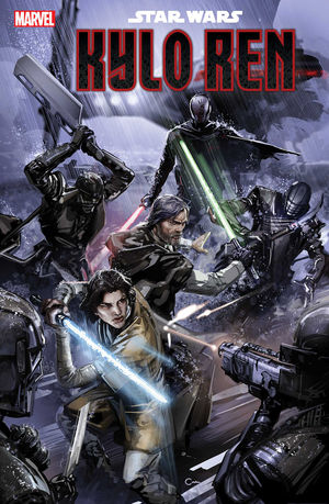 STAR WARS AOR KYLO REN (2019) #2
