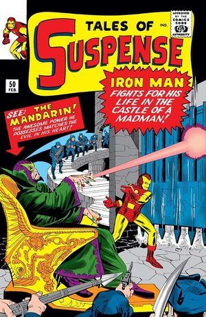 TRUE BELIEVERS CRIMINALLY INSANE MANDARIN (2020) #1