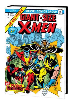 UNCANNY X-MEN OMNIBUS HC (2020) #1