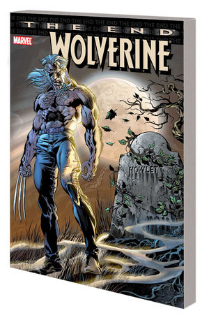 WOLVERINE TP THE END (2020) #1