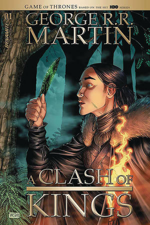GEORGE RR MARTIN A CLASH OF KINGS (2020) #1