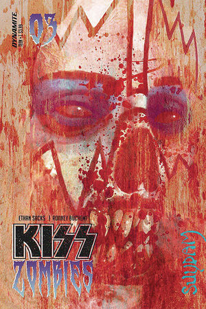 KISS ZOMBIES (2019) #3