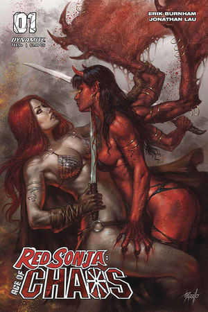 RED SONJA AGE OF CHAOS (2020) #1