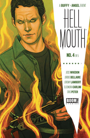 BUFFY VAMPIRE SLAYER ANGEL HELLMOUTH (2019) #4