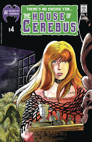 HOUSE OF CEREBUS ONE SHOT (2020) #1