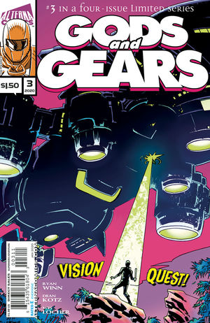 GODS AND GEARS (2019) #3