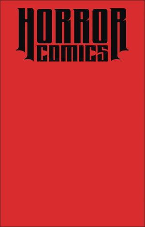 HORROR COMICS SKETCHBOOK ONE SHOT BLOOD DEAD #0