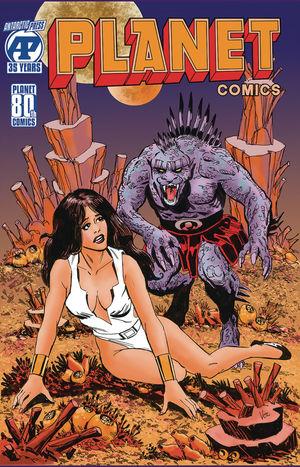 PLANET COMICS (2020) #1