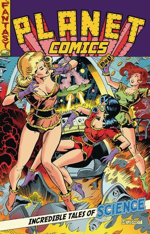PLANET COMICS (2020) #1B