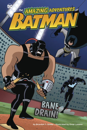 THE AMAZING ADVENTURES OF BATMAN BANE DRAIN (2020) #1