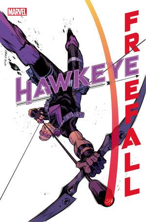 HAWKEYE FREE FALL (2019) #1