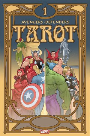 TAROT (2019) #1