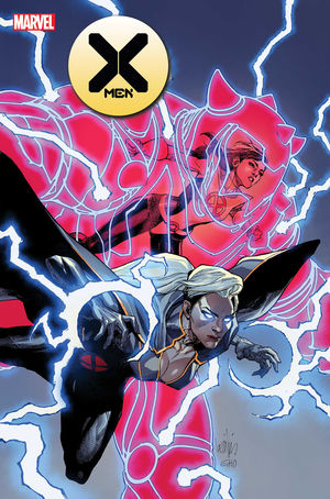 X-MEN (2019) #5
