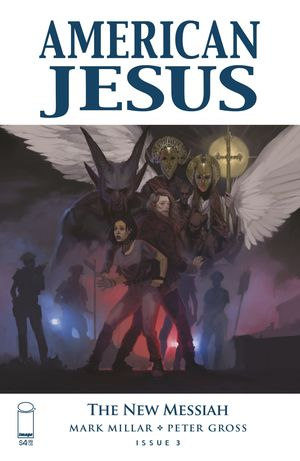AMERICAN JESUS NEW MESSIAH (2019) #3