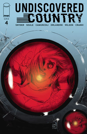 UNDISCOVERED COUNTRY (2019) #4
