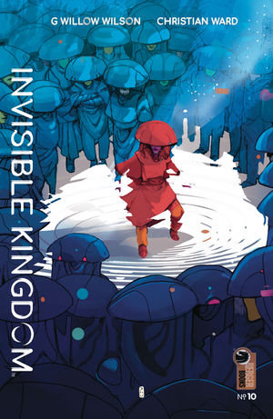 INVISIBLE KINGDOM (2019) #10