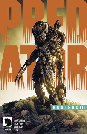 PREDATOR HUNTERS III (2020) #1