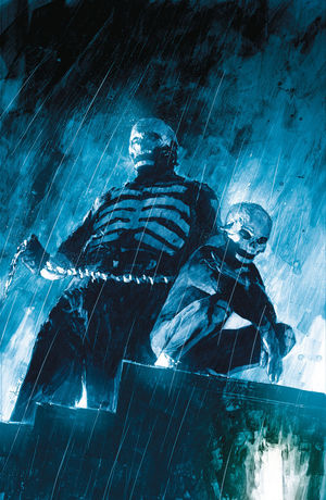 SKULLDIGGER AND SKELETON BOY (2019) #3B