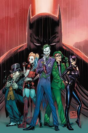 BATMAN (2016 3RD SERIES) #89