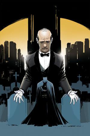 BATMAN PENNYWORTH RIP (2020) #1