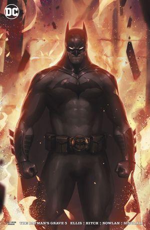 BATMANS GRAVE (2019) #5B