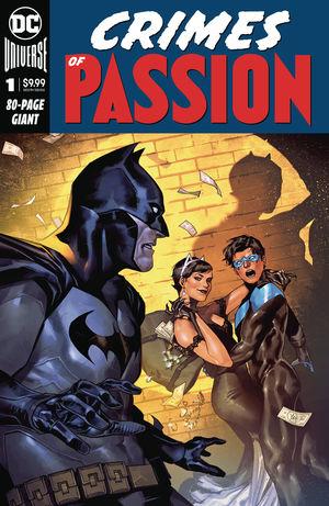 DC CRIMES OF PASSION (2020) #1