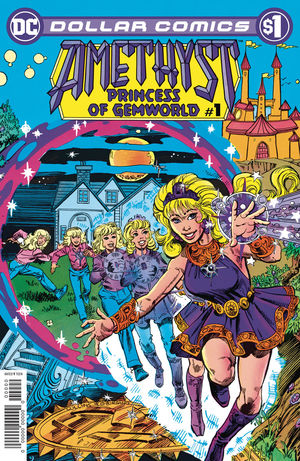DOLLAR COMICS AMETHYST 1985 1 (2020) #1