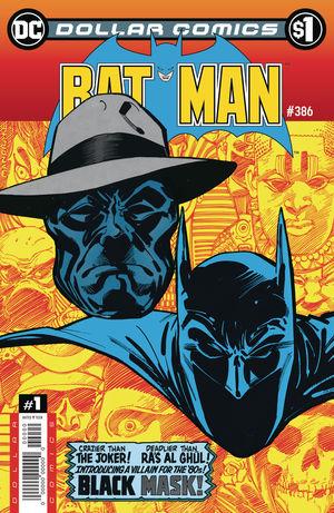 DOLLAR COMICS BATMAN 386 (2020) #1