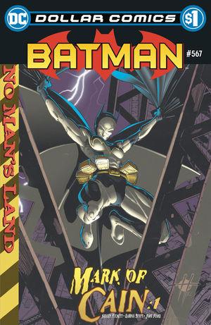 DOLLAR COMICS BATMAN 567 (2020) #1