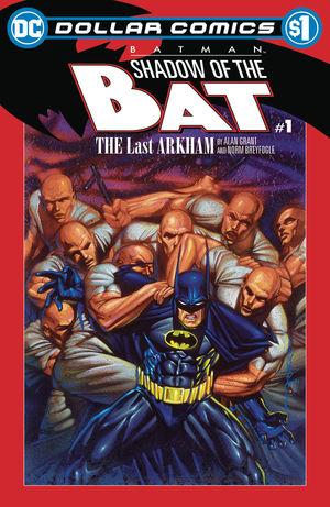 DOLLAR COMICS BATMAN SHADOW OF THE BAT 1 (2020) #1