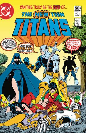 DOLLAR COMICS THE NEW TEEN TITANS 2 (2020) #1