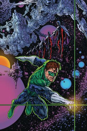 GREEN LANTERN SEASON 2 (2020) #1