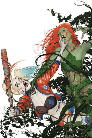 HARLEY QUINN AND POISON IVY (2019) #6